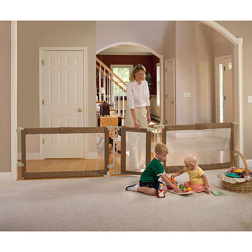 Barrière ajustable Sure & Secure Summer Infant